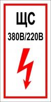 Знак ЩС