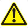 Знак W09 Внимание. Опасность (прочие опасности)