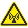 Знак W12 Электромагнитное поле