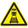 Знак К15 Осторожно. Поезд