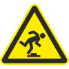 Знак W14 Малозаметное препятствие