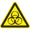 Знак W16 Биологическая опасность