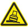 Знак W24 Возможно опрокидывание