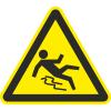 Знак W28 Осторожно скользко