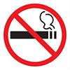 "Знак К38 ""Знак о запрете курения"""